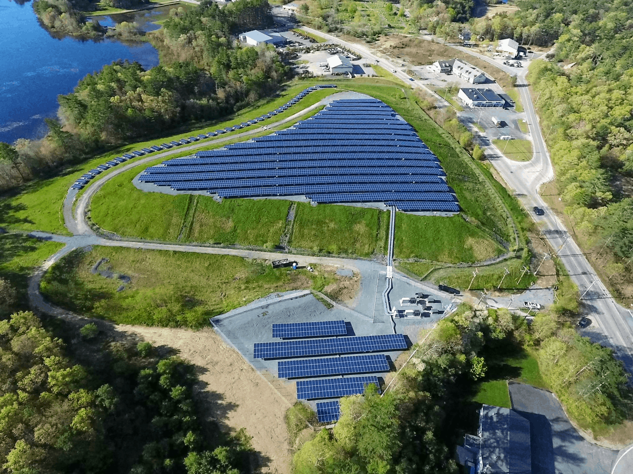 Captona Partners completes acquisition of 3 Solar PV systems on landfills with Waste Management