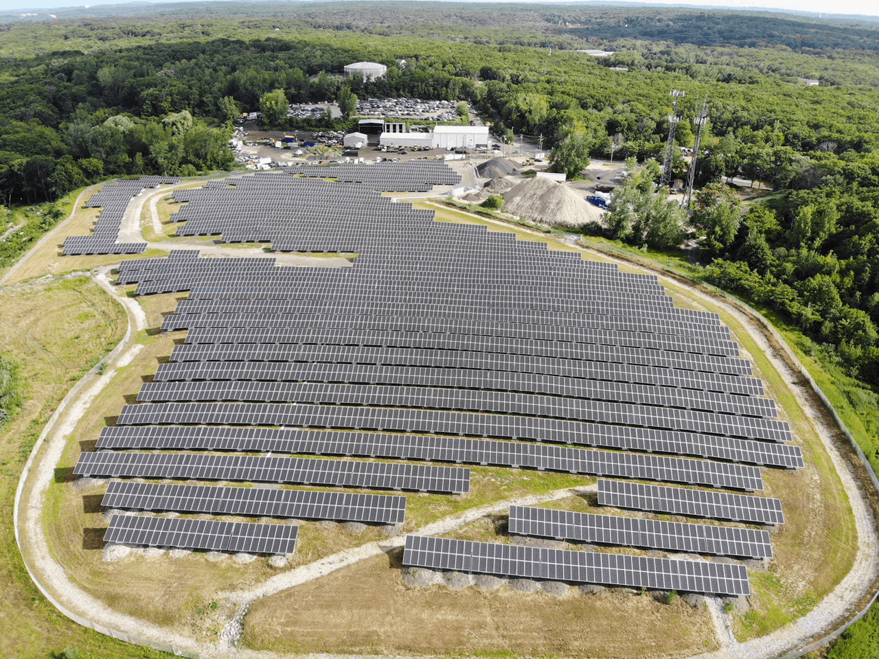 Captona Partners acquires 2.6 MW in North Providence, Rhode Island as part of growing presence in RI