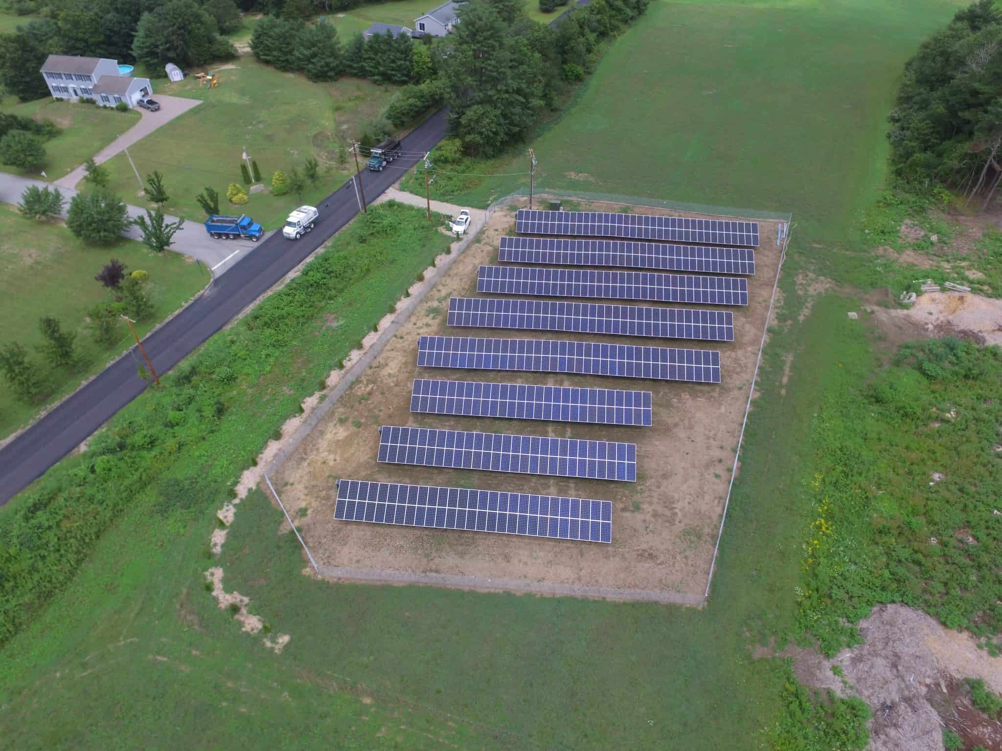 Four Rhode Island solar projects completed by Captona